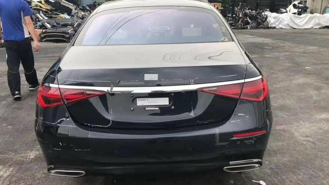 Bocoran Sedan Termewah Mercedes-Benz yang Meluncur September 2020 (84648)