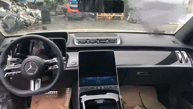 Bocoran Sedan Termewah Mercedes-Benz yang Meluncur September 2020 (84649)