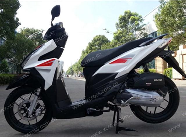 Inilah Happy 150, Kembaran Honda Vario 150 yang Harganya Cuma Rp 6 Jutaan (992703)