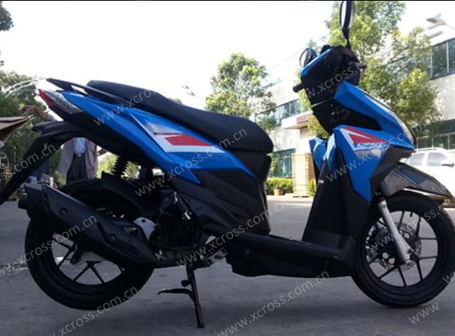 Inilah Happy 150, Kembaran Honda Vario 150 yang Harganya Cuma Rp 6 Jutaan (992702)