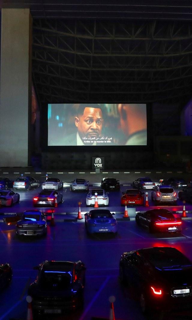 Drive-in Cinema di Jakarta Rencananya Hadir pada Bulan Juni (70081)