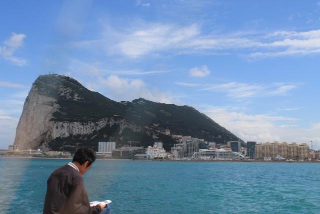 Gibraltar, Gerbang Thariq bin Ziad ke Andalusia (66754)