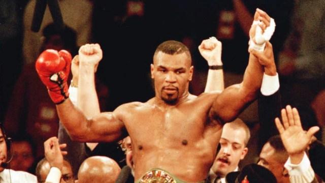 Khabib Nurmagomedov Unggah Video Mike Tyson dengan Mentornya, Kangen Ayah? (41802)