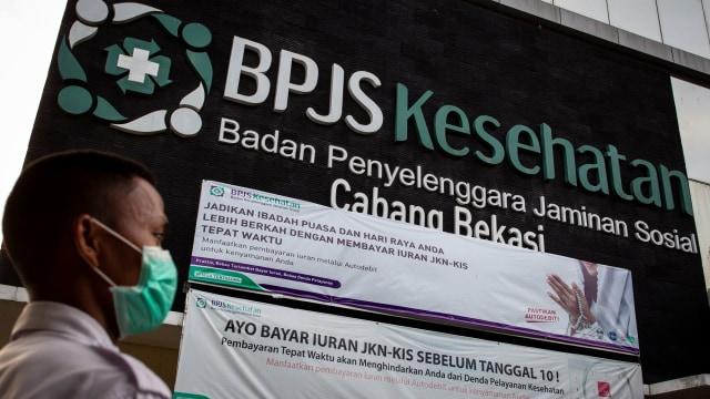 Pascakenaikan Iuran, Penunggak BPJS Kesehatan Tak Akan Disubsidi Pemerintah (264495)