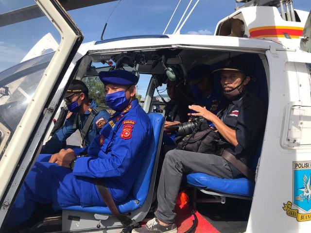 Polairud Aceh Tingkatkan Patroli Udara Pantau Pergerakan 2 Kapal Rohingya (118675)