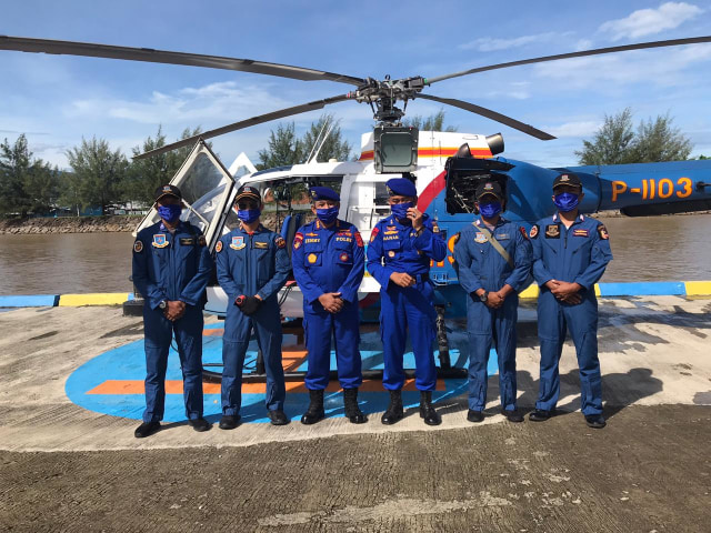 Polairud Aceh Tingkatkan Patroli Udara Pantau Pergerakan 2 Kapal Rohingya (118676)