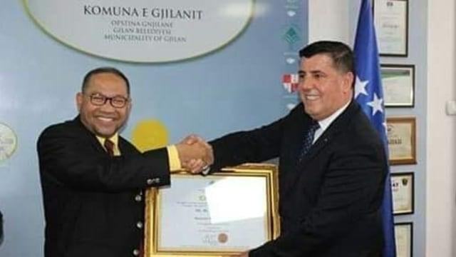 Viral Djuyoto Suntani, Presiden Perdamaian Dunia yang Minta PSBB Disetop (276013)