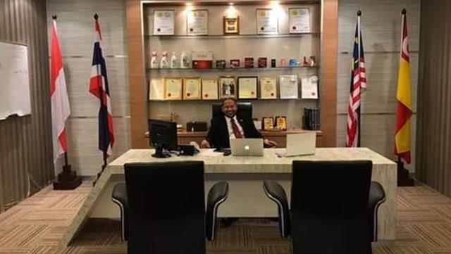 Viral Djuyoto Suntani, Presiden Perdamaian Dunia yang Minta PSBB Disetop (276012)