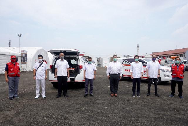 Toyota & SERA Sediakan 68 Unit Avanza Untuk Tenaga Medis Selama Corona (5007)