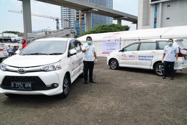 Toyota & SERA Sediakan 68 Unit Avanza Untuk Tenaga Medis Selama Corona (5006)