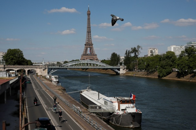 Menara Eiffel Jadi Destinasi Wisata yang Paling Banyak Dikeluhkan Wisatawan (731377)