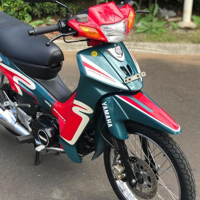 Barang Langka, Yamaha F1ZR Caltex Edition Dijual Rp 26 Juta, Apa Istimewanya? (893690)