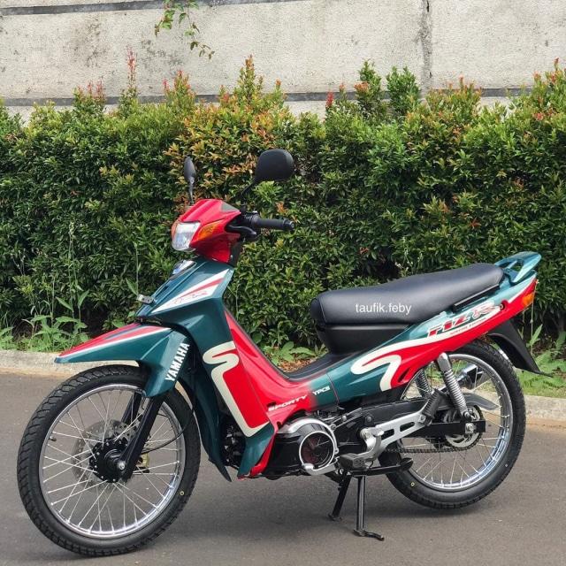 Barang Langka, Yamaha F1ZR Caltex Edition Dijual Rp 26 Juta, Apa Istimewanya? (893689)