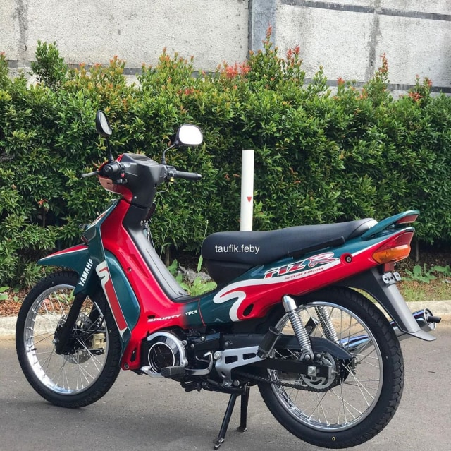 Barang Langka, Yamaha F1ZR Caltex Edition Dijual Rp 26 Juta, Apa Istimewanya? (893691)