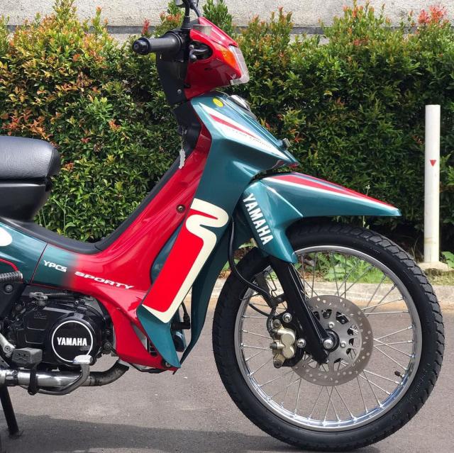 Barang Langka, Yamaha F1ZR Caltex Edition Dijual Rp 26 Juta, Apa Istimewanya? (893688)
