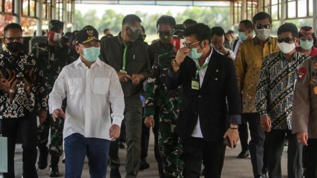 NasDem: Prabowo Garap Lumbung Pangan karena Perlu Peran TNI, Koordinasi Kementan (180666)