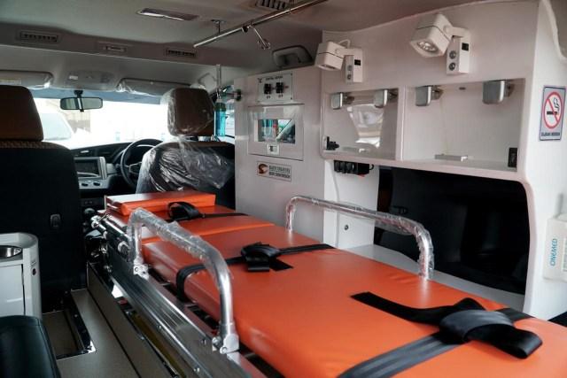 Permintaan Mobil Ambulans Tinggi, Toyota Tawarkan Innova Ambulans (58927)
