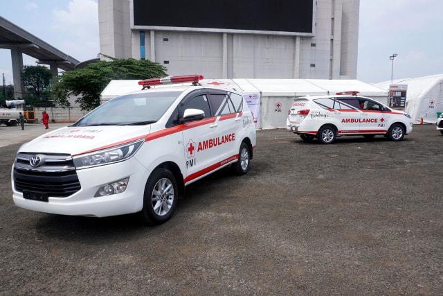 Permintaan Mobil Ambulans Tinggi, Toyota Tawarkan Innova Ambulans (58926)