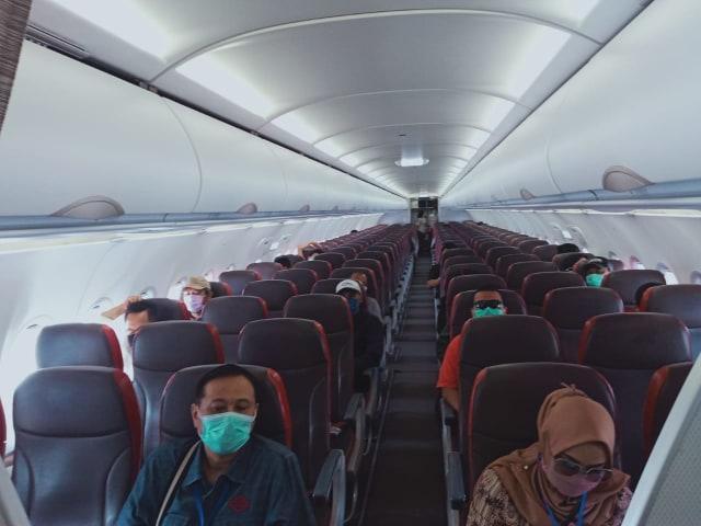 Penerbangan pesawat Lion Air