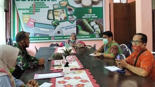 Esok Hari, Pedagang dan Pembeli Wajib Pakai Masker di Pasar Lubuk Jambi (237225)