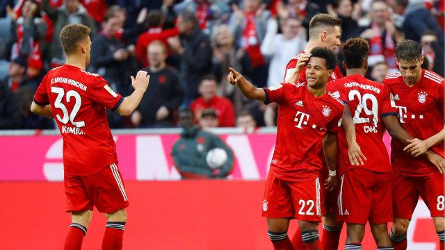 5 Fakta Menarik Union Berlin vs Bayern Muenchen di Bundesliga (370775)