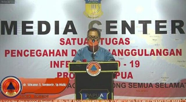 Tambah 74 Kasus Baru, Total Pasien COVID-19 di Papua Menjadi 436 Kasus (801)