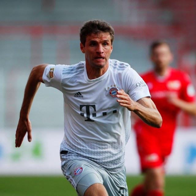 Thomas Mueller soal Bundesliga Tanpa Penonton: Seperti Pertandingan Orang Tua (55620)