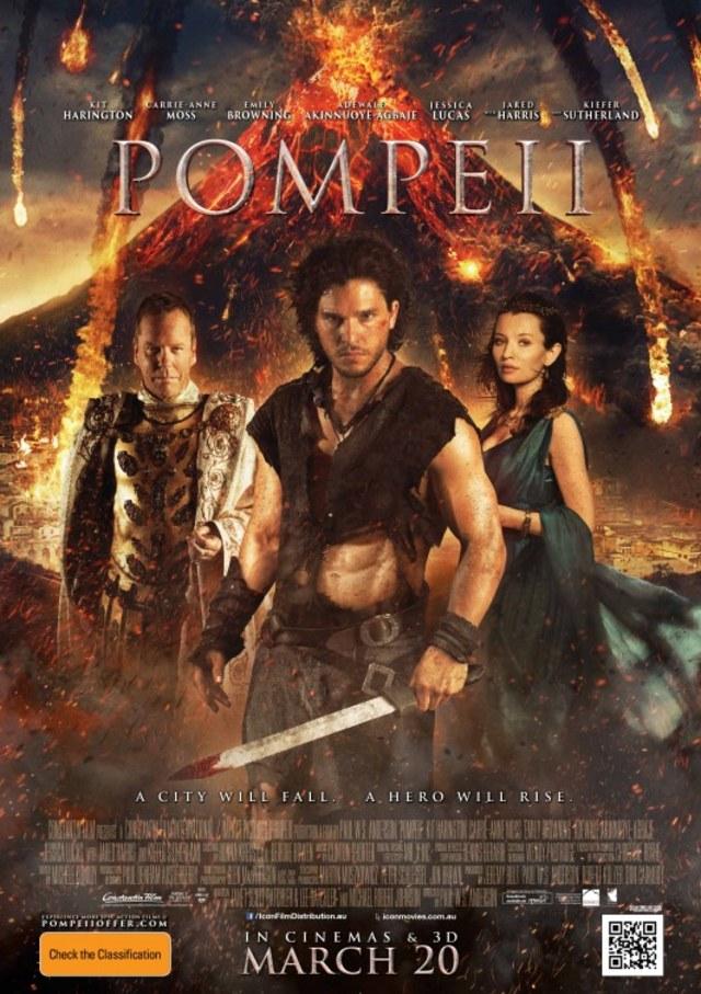 Sinopsis Film Pompeii, Tayang  Malam Ini di Bioskop Trans TV (259364)