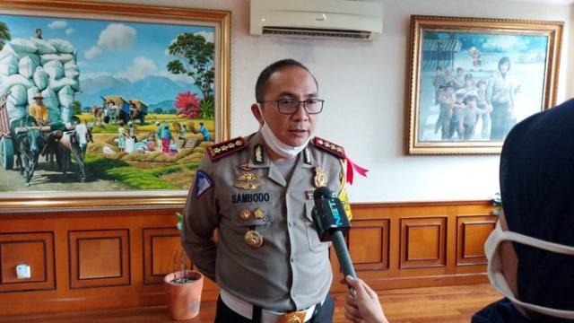 Polisi Tangkap 1 Orang Terkait Derek Liar Paksa Sopir Truk di Tol, 3 Kabur (276448)