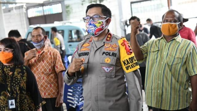 Polri Imbau Warga Antisipasi Puncak Arus Balik Idul Adha Minggu: Pulang Awal (28306)