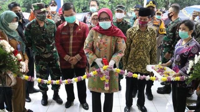 Wisma Diklat BPSDM Kemendagri di Bogor Diubah Jadi Pusat Isolasi COVID-19 (124964)