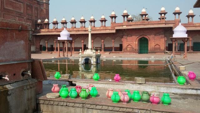 Kisah Agra Jama Masjid di India, Hadiah Ayah Untuk Putri Kesayangan (91131)