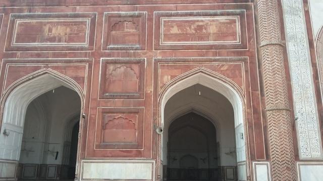 Kisah Agra Jama Masjid di India, Hadiah Ayah Untuk Putri Kesayangan (91133)