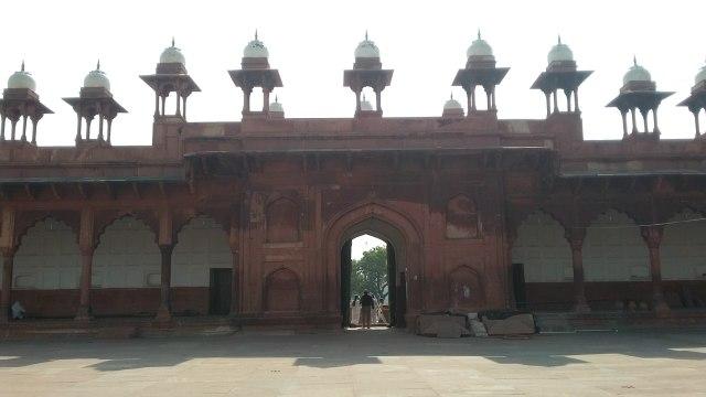 Kisah Agra Jama Masjid di India, Hadiah Ayah Untuk Putri Kesayangan (91136)