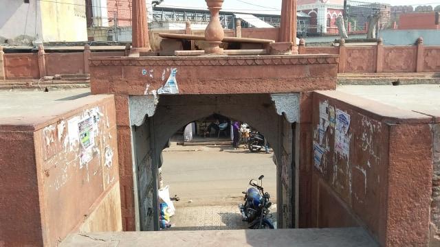Kisah Agra Jama Masjid di India, Hadiah Ayah Untuk Putri Kesayangan (91137)