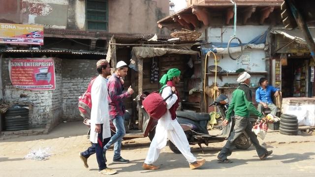 Kisah Agra Jama Masjid di India, Hadiah Ayah Untuk Putri Kesayangan (91138)