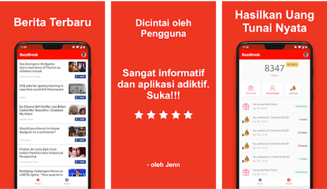 Cukup Dengan Baca 3 Aplikasi Gratis Ini Bikin Kamu Dapat Uang Kumparan Com