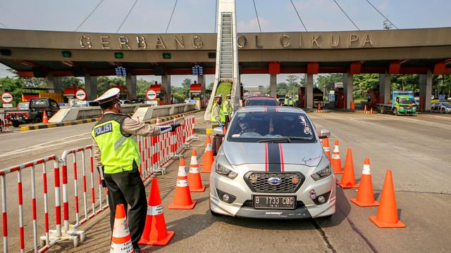 Bertambah, Ini Gerbang Tol di Pulau Jawa yang Ditutup Saat PPKM Darurat (659890)
