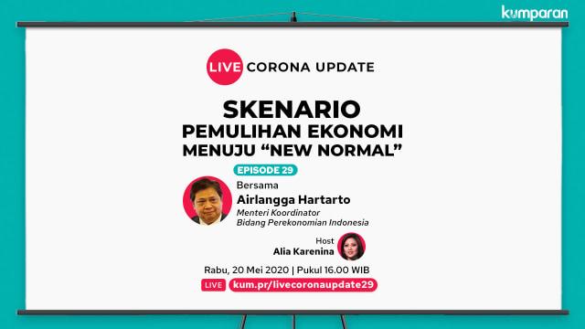 COVER, Live Corona Update 29