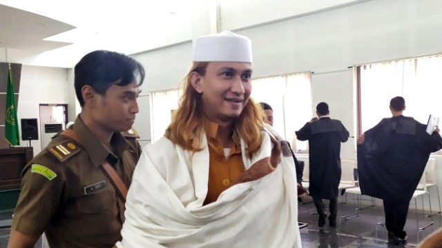 Habib Bahar Doakan Habib Rizieq Dapat Keadilan Atas Vonis Kasus Kerumunan (48585)