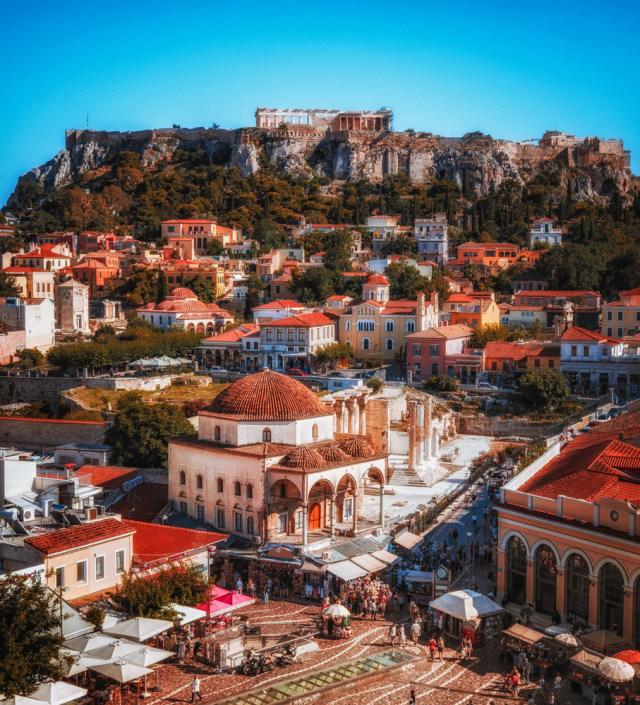 Kabar Baik! Kota Kuno Acropolis Semakin Ramah Bagi Penyandang Disabilitas (53022)
