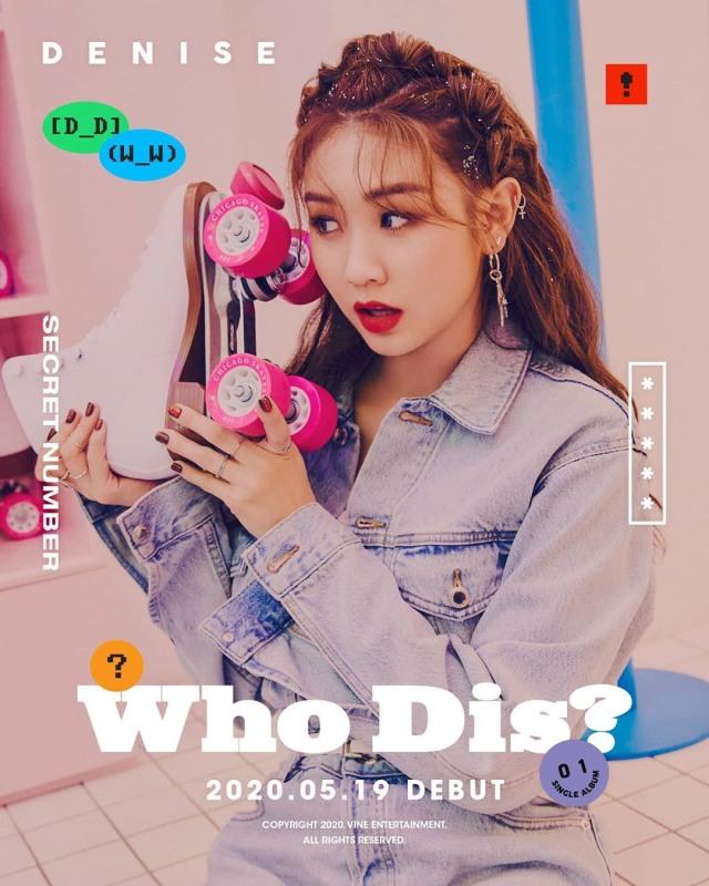 K Profile Yuk Simak Biodata Para Anggota Secret Number Kumparan Com