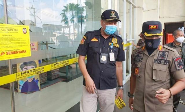 Pemkot Tangerang tutup sementara mal CBD Ciledug
