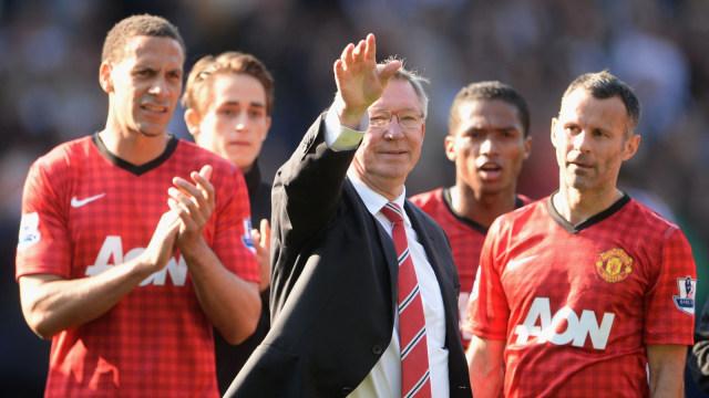 Kenapa Sir Alex Ferguson Doyan Kunyah Permen Karet? Begini Ceritanya (845193)