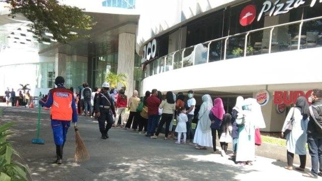 Situasi Cirebon Superblock Mall