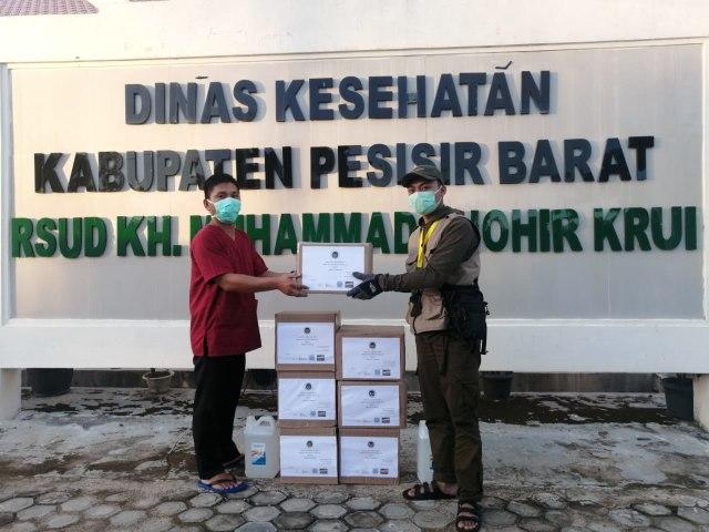 Komunitas Insan Cekatan, Gerakan Anak Muda Lampung Tangani Pandemi COVID-19 (242)
