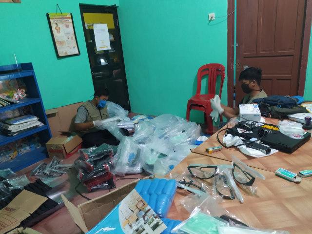 Komunitas Insan Cekatan, Gerakan Anak Muda Lampung Tangani Pandemi COVID-19 (245)