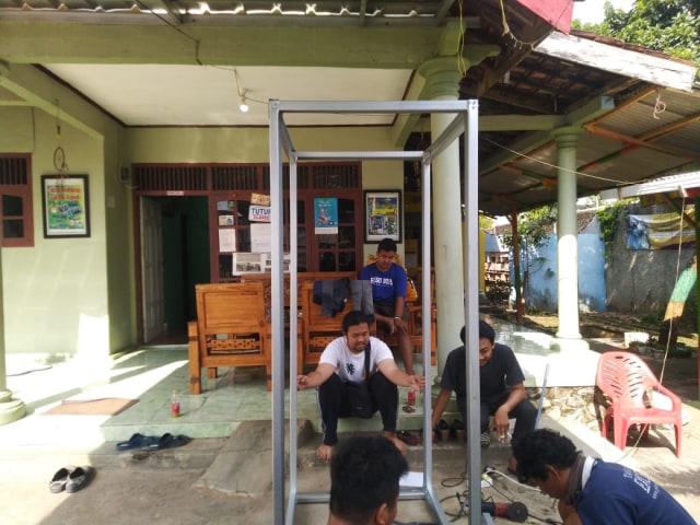 Komunitas Insan Cekatan, Gerakan Anak Muda Lampung Tangani Pandemi COVID-19 (244)