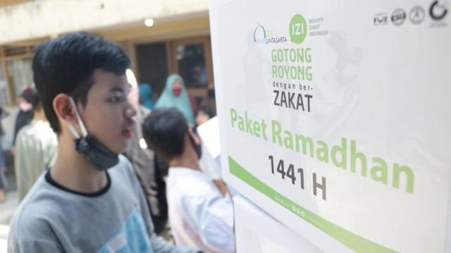 Bukti Kepedulian ZIS Rohis Lintasarta, Gotong Royong dengan Berzakat (24749)
