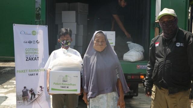 Bukti Kepedulian ZIS Rohis Lintasarta, Gotong Royong dengan Berzakat (24750)